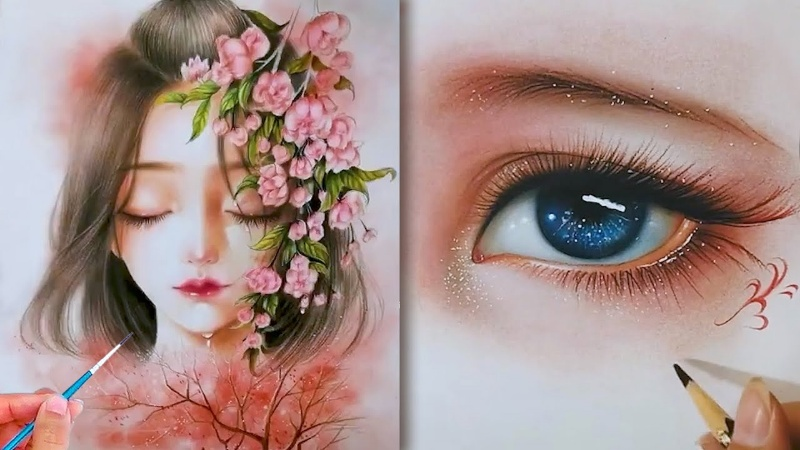 Đa phần những giấc mộng liên quan đến hình ảnh vẽ tranh mang theo điềm báo may mắn